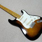 【Fender Japan】 JVシリアル〜創成期の1800番台〜