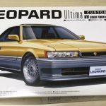 【青島文化教材社】1/24 F31レパード アルティマ前期型 '86年 カスタムVer.