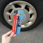 【日常点検 2018年12月】タイヤ空気圧のチェック